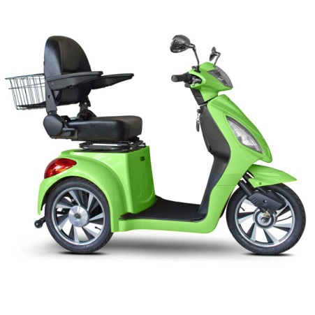 EWheels Jellybean Collection Electric Mobility Scooter Neon Green