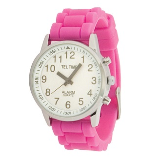 Ladies Touch Talking Watch
