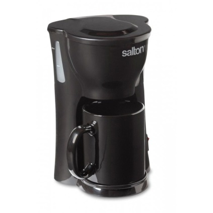 Salton 1 Cup Coffee Brewer Black