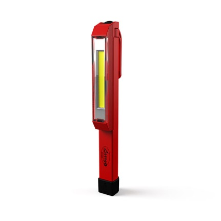 The Larry 8 LED Pocket Work Light Red