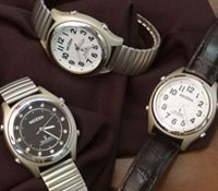 Talking Atomic Watches