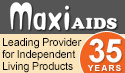 Maxiaids - The Leading Provider for Independent Living Products for over 35 Years