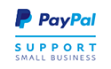 Official PayPal Support Banner