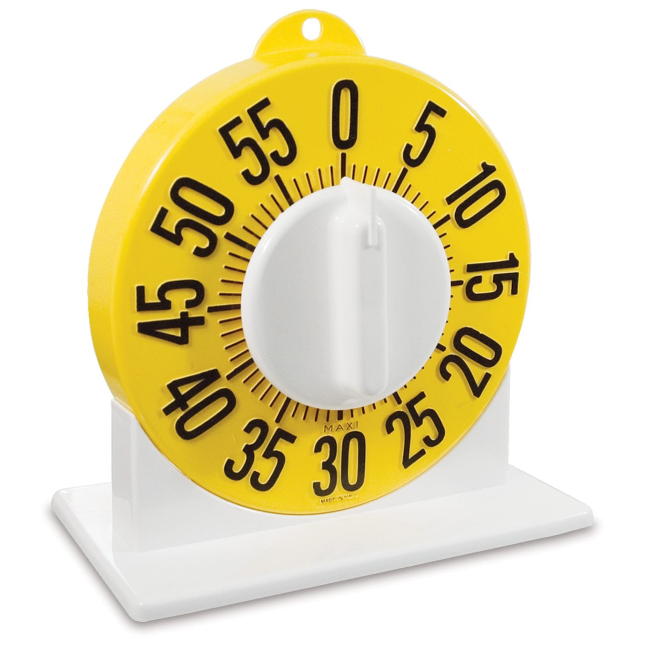 Tactile Low Vision Short Ring Timer with Stand