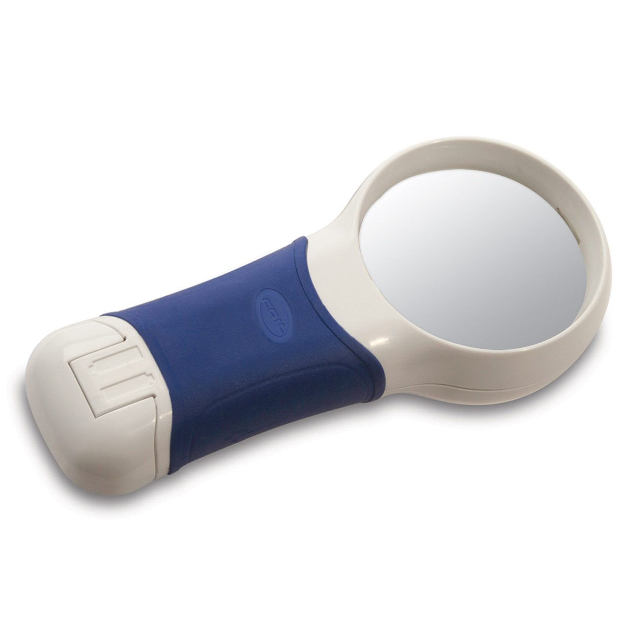 Coil AT-Max Auto Touch 5x LED Illuminated Magnifier: Round