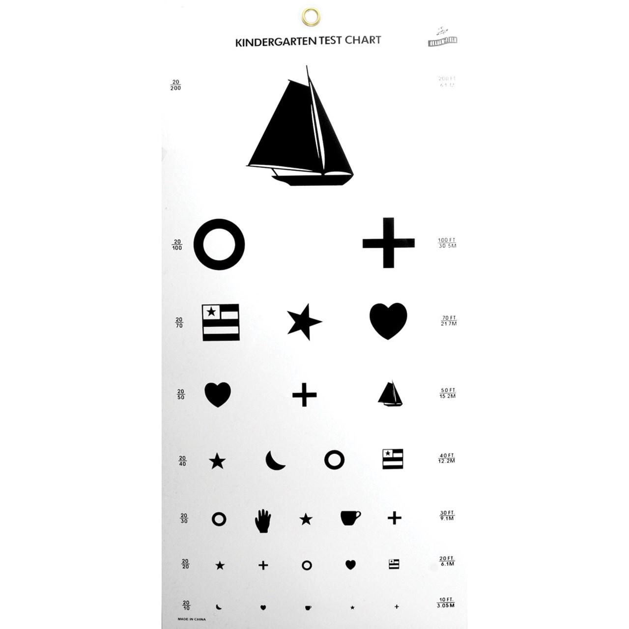 Free Printable Preschool Eye Chart | Decorativestyle.org