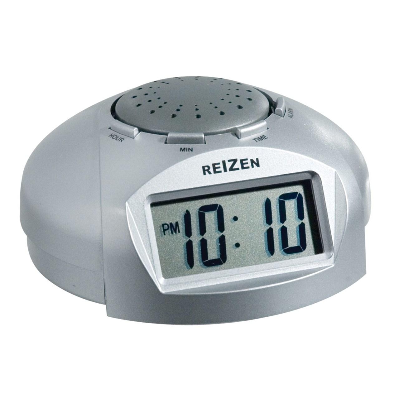Maxiaids Reizen Big Lcd Display Talking Alarm Clock