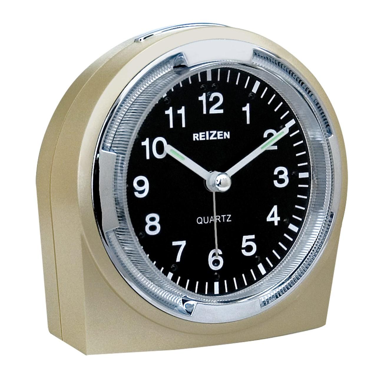 Maxiaids Reizen Braille Quartz Alarm Clock With