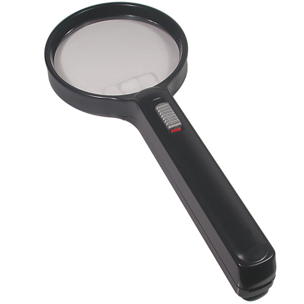 Reizen Magnifier - 2x-4x - 75mm