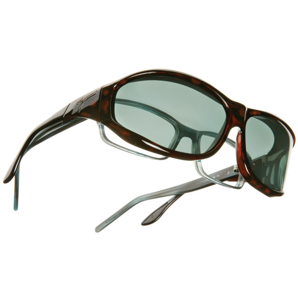 maxiaids vistana overx sunglasses tortoise w gray lens med