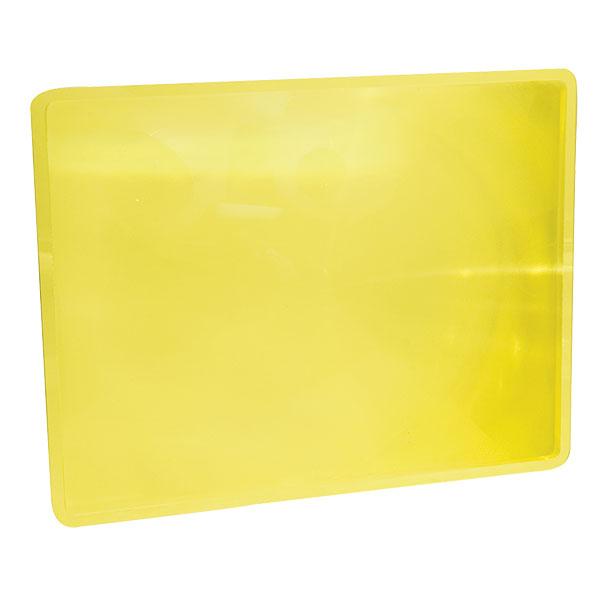 Reizen Handy Lens Slim Magnifier - Bright Yellow