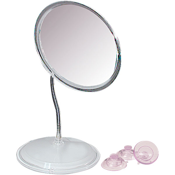 Maxiaids Vanity Or Wall Mount Gooseneck Mirror