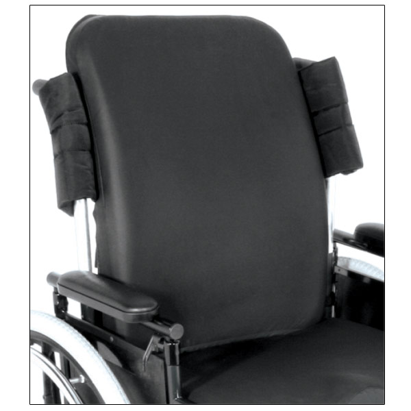 Back Cushion for Wheelchairs- 19-in. x 21-in.
