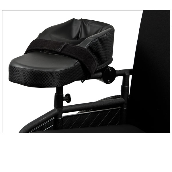 Comfort Wheelchair Armrest with Rotating Base- Right