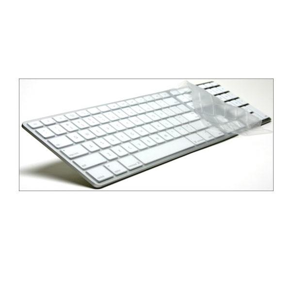 Apple-Mac Keyboard Cover - Clear