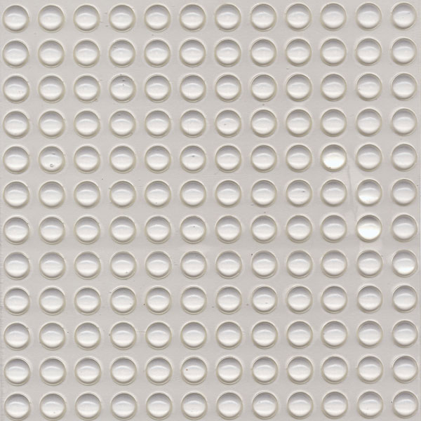 Maxiaids Bump Dots Round With Rounded Top Clear Small 578pk