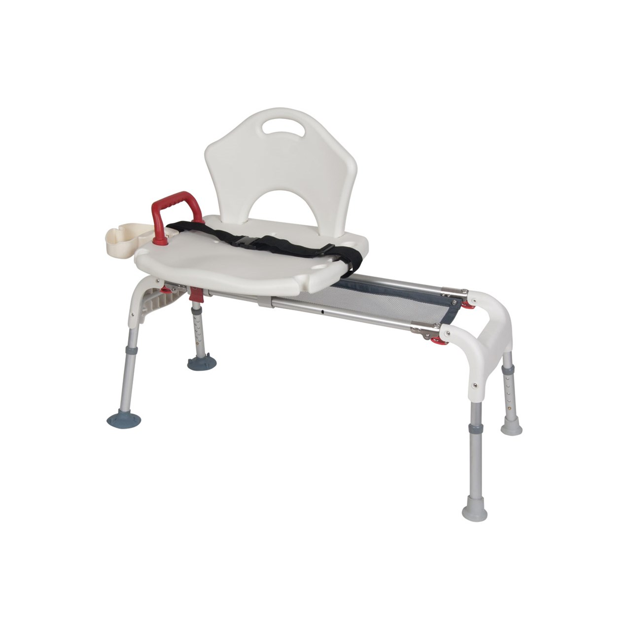 Maxiaids Drive Folding Universal Sliding Transfer Bench