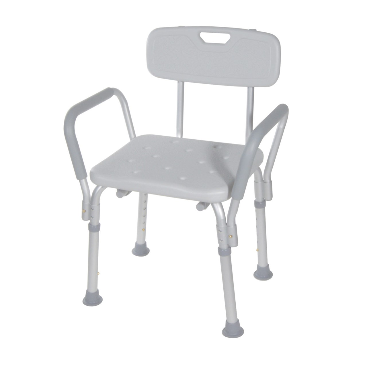 maxiaids drive bath bench with removable padded arms