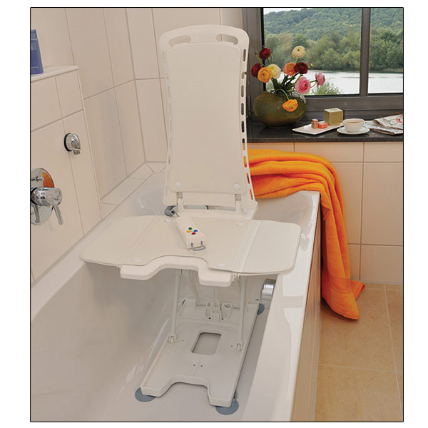 Maxiaids Bellavita Auto Bath Tub Chair Seat Lift