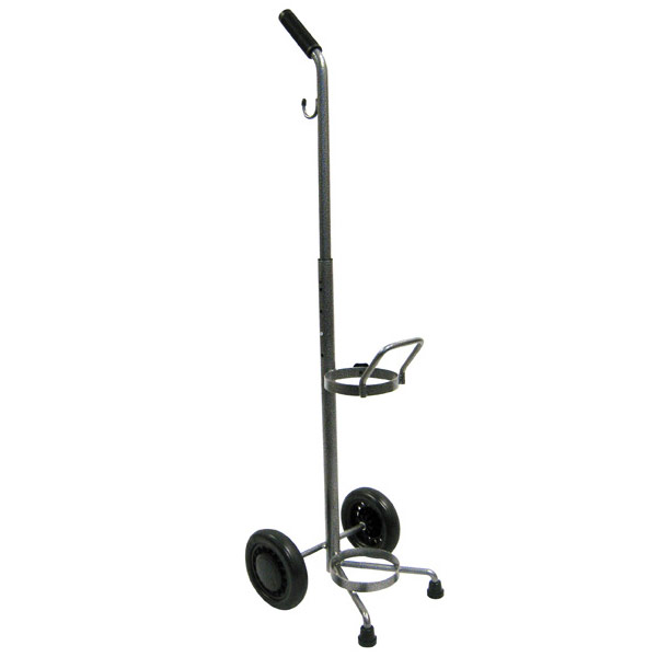 Adjustable Oxygen Cart