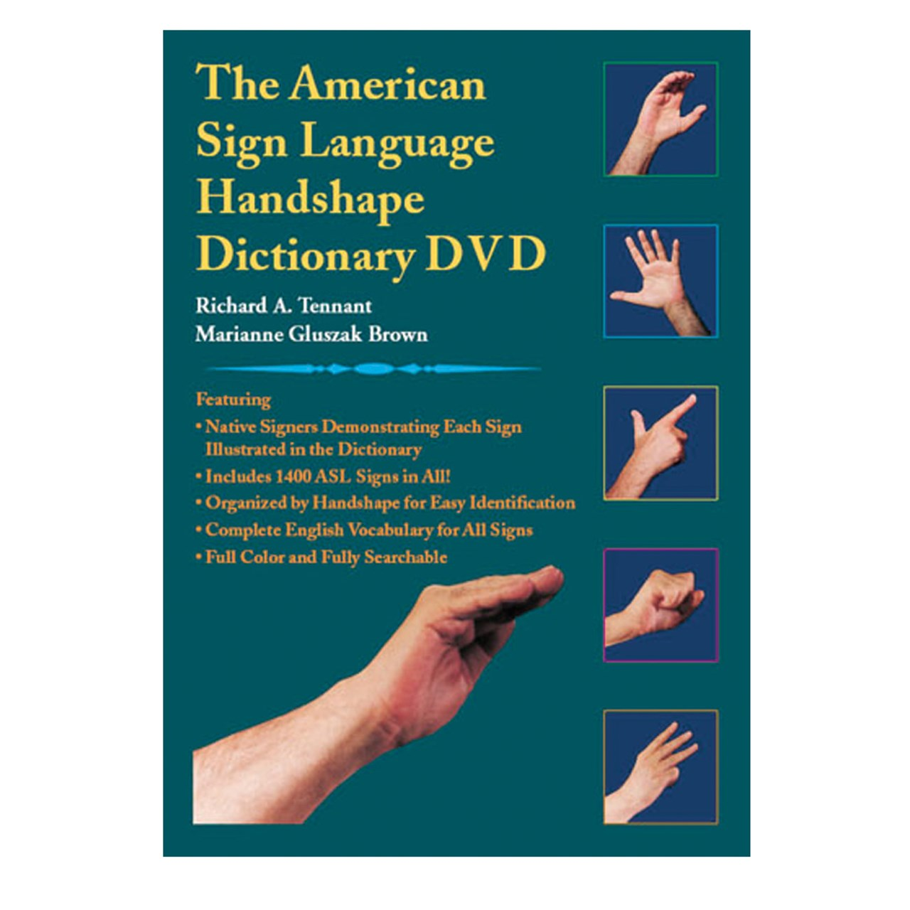 The american sign language dictionary 10th anniversary edition