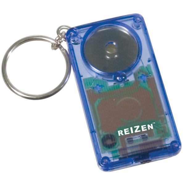 Reizen Keyfinder