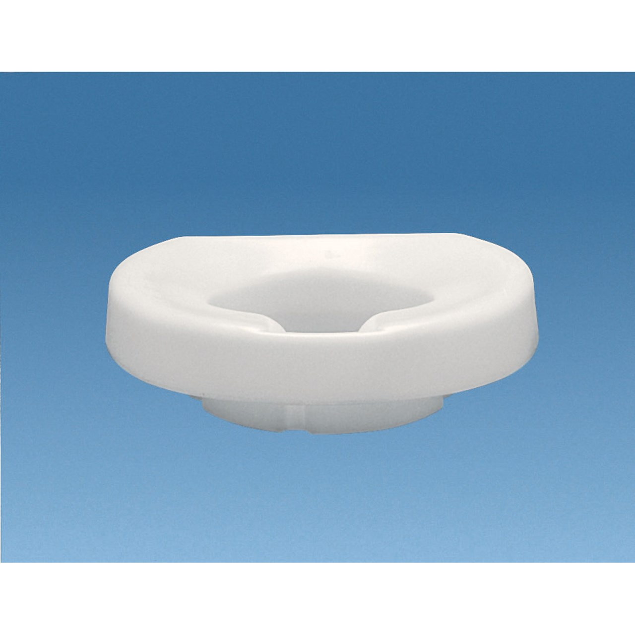 Maxiaids Tall Ette Contoured Raised Toilet Seat 2 In Elong