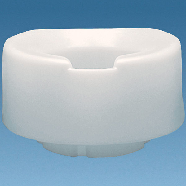 Maxiaids Tall Ette Contoured Raised Toilet Seat 6 In Std