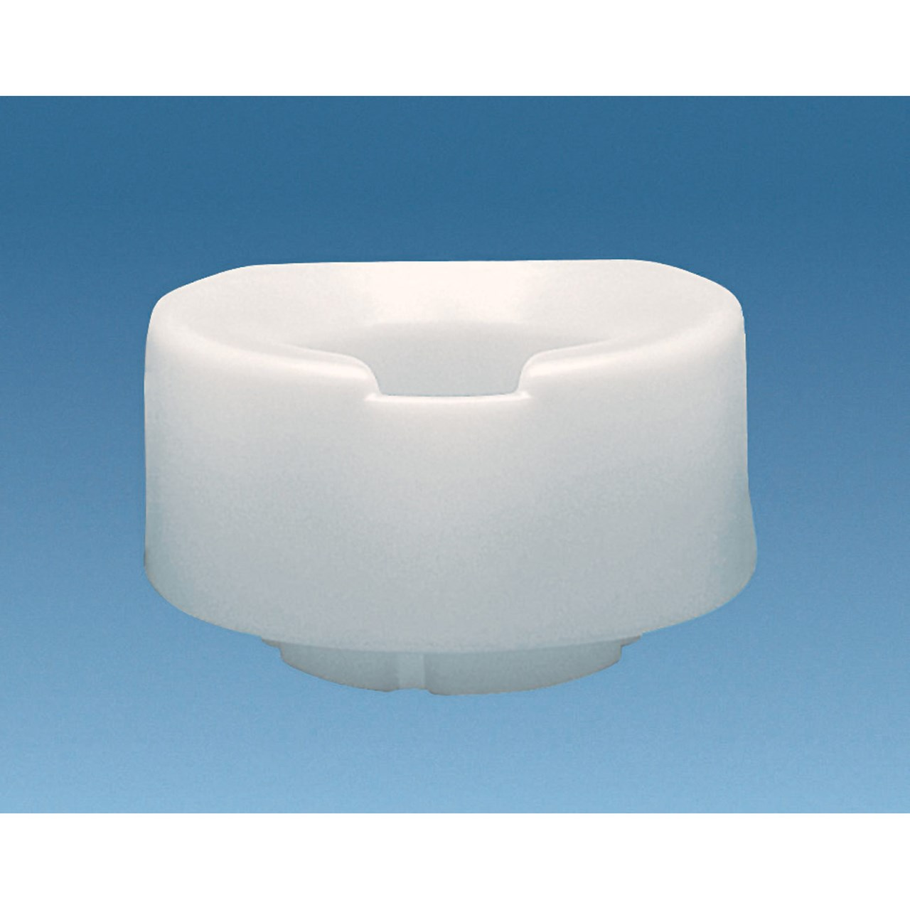 Maxiaids Tall Ette Contoured Raised Toilet Seat 6 In Elong