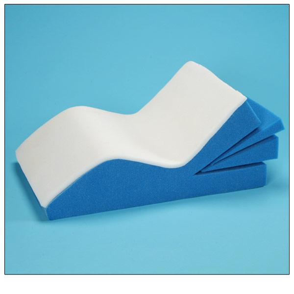 Maxiaids Adjustable Memory Foam Leg Support Wedge Cushion