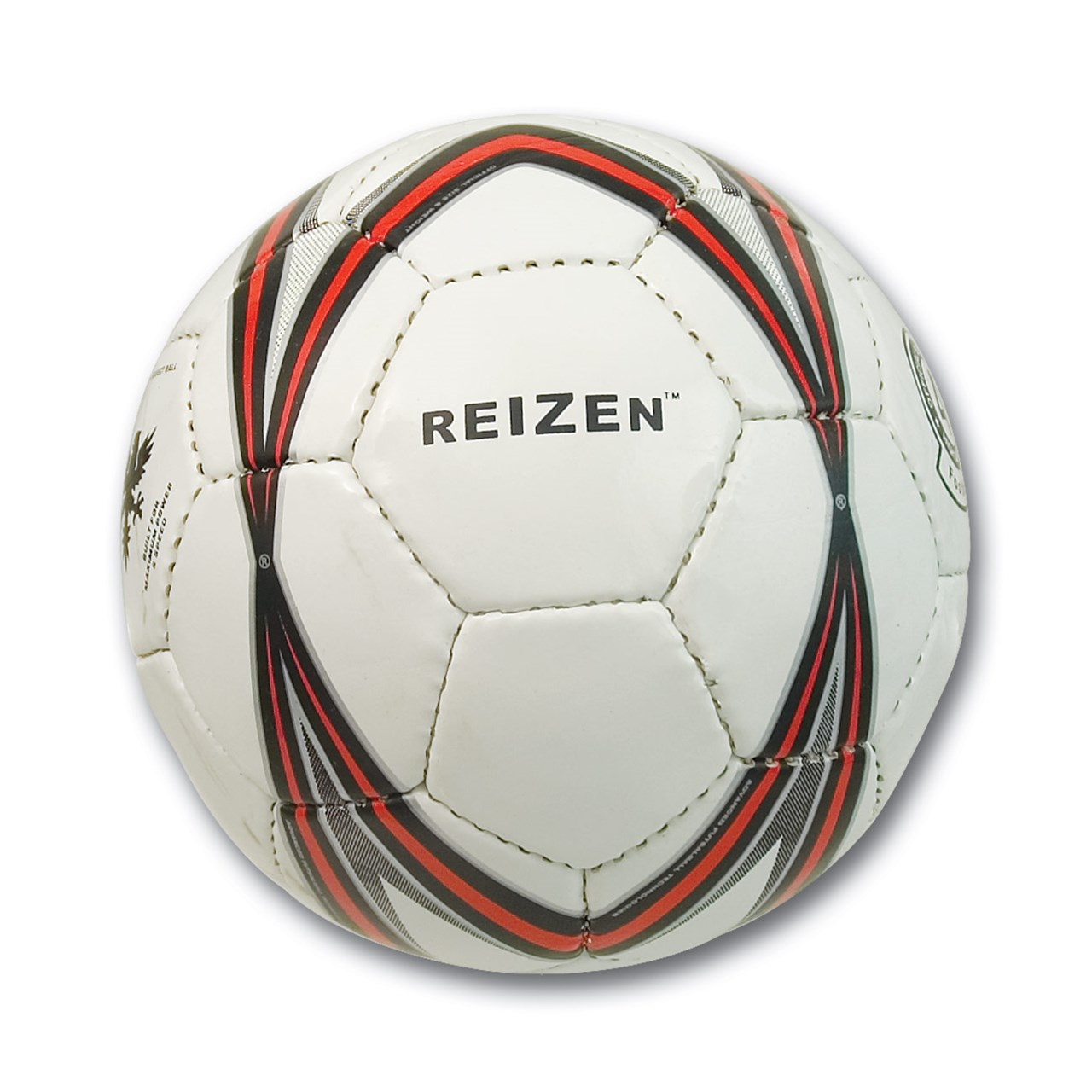 Maxiaids Star Soccer Ball With Bells White