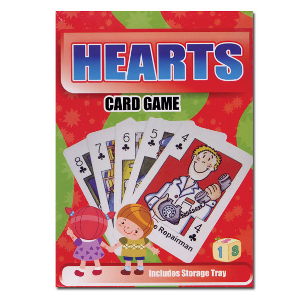 hearts flash game