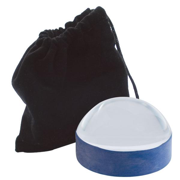 Reizen 65mm Dome Magnifier with Dark Blue Ring