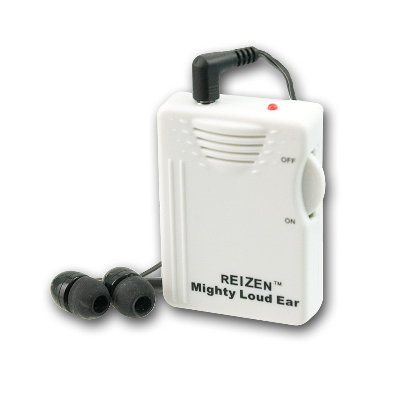 MaxiAids | Reizen Mighty Loud Ear 120dB Personal Sound ...