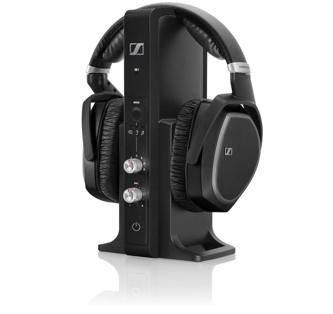 Maxiaids Sennheiser Rs 195 Tv Digital Wireless Headset