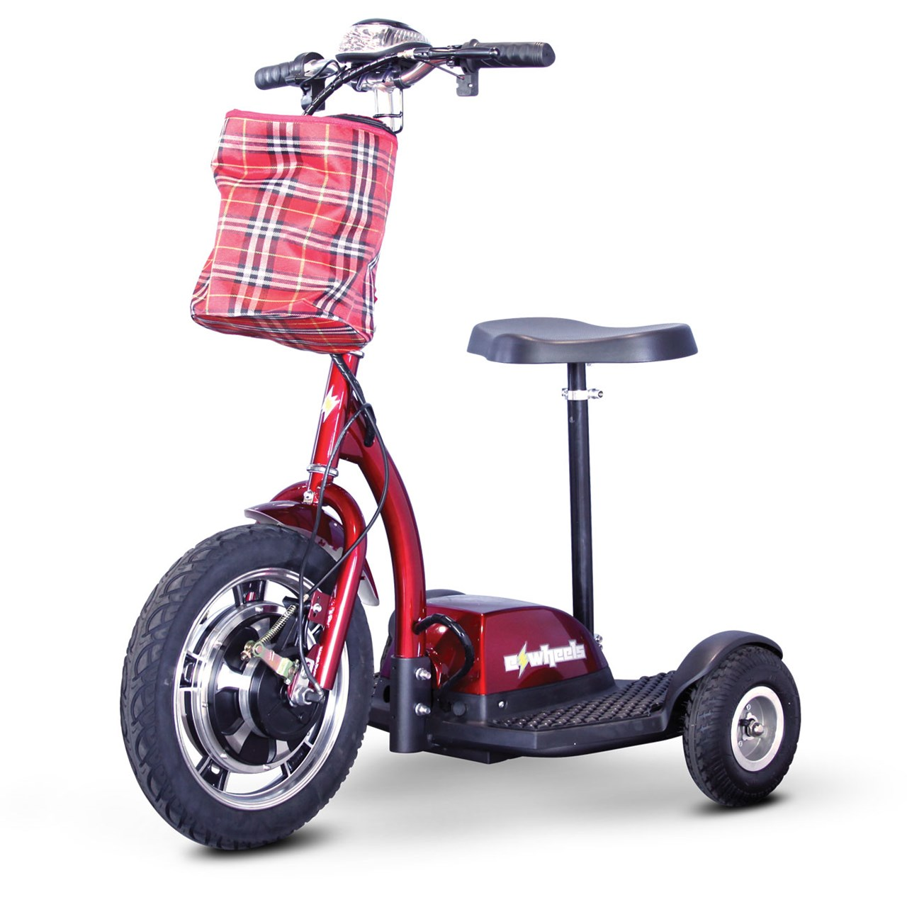 maxiaids e wheels ew 18 stand n ride 3 wheel electric