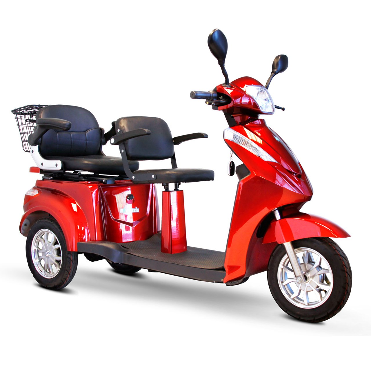 maxiaids ewheels ew 66 2 passenger heavy duty scooter. Black Bedroom Furniture Sets. Home Design Ideas