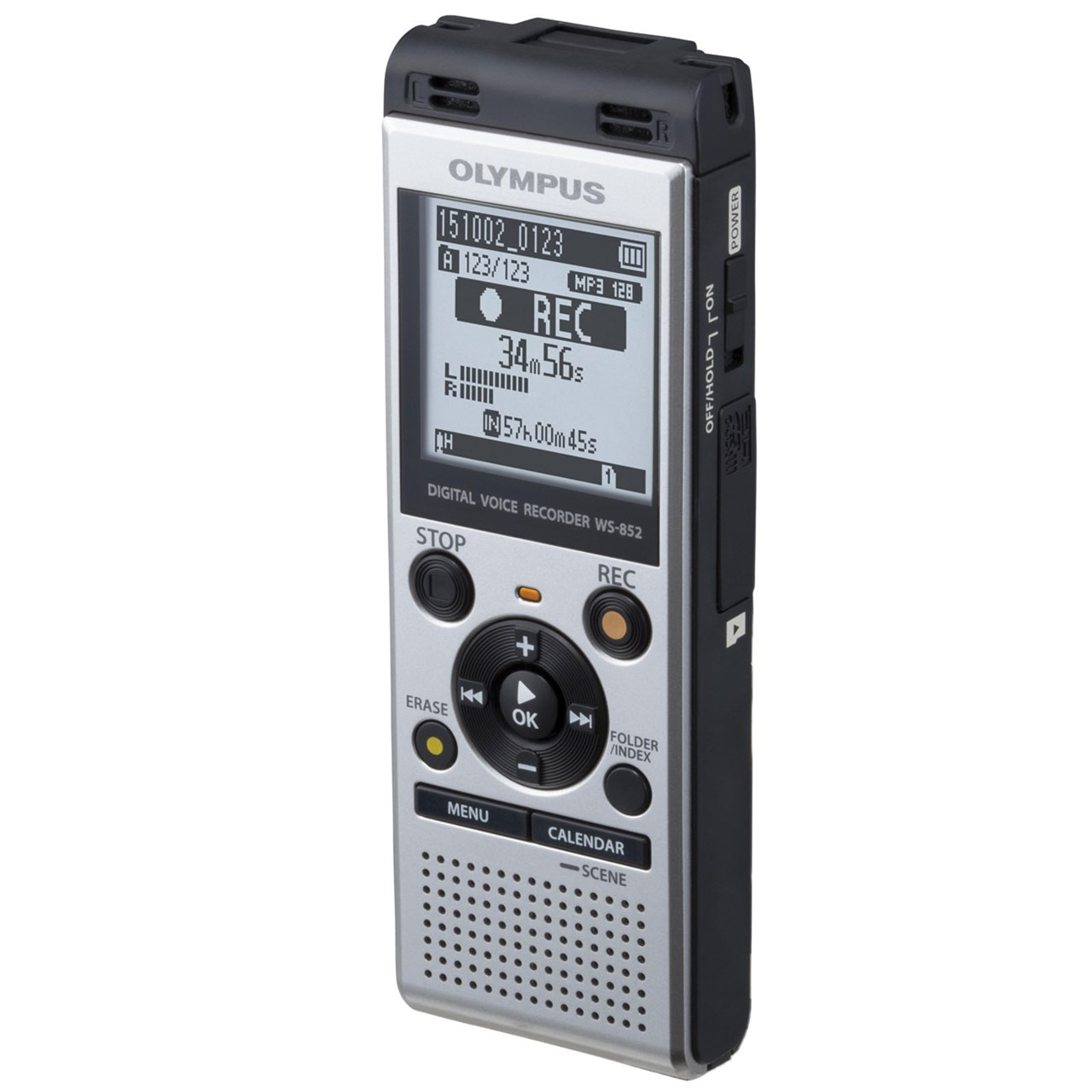 maxiaids olympus ws 852 stereo digital voice mp3 recorder 4gb. Black Bedroom Furniture Sets. Home Design Ideas