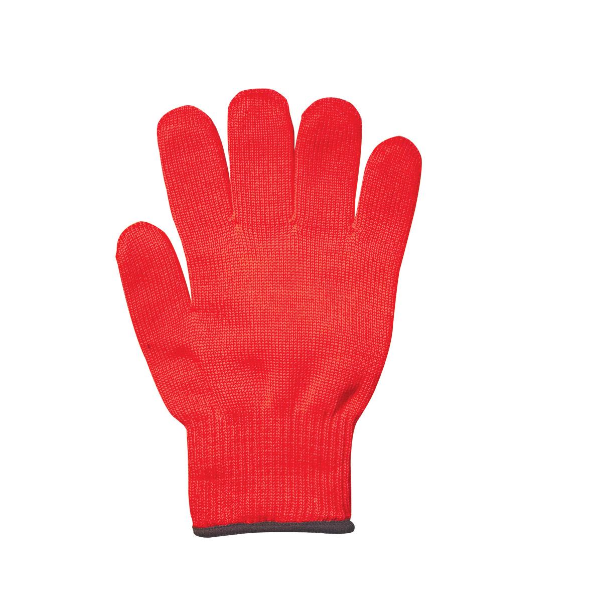 Heat Oven Glove - Red