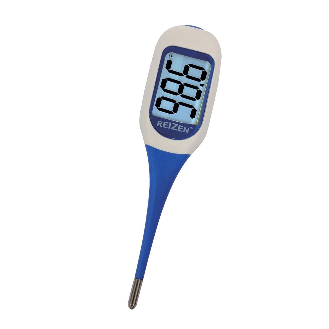 Reizen Talking Digital Thermometer